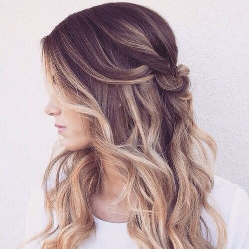 Long with Loose Curls Hair