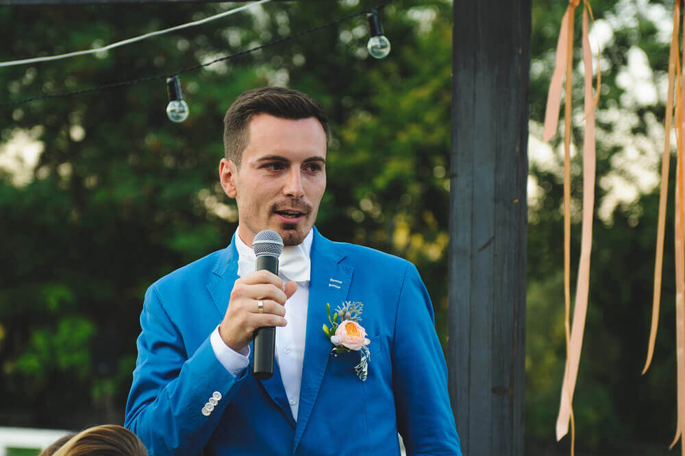 Wedding Speeches in perfect order