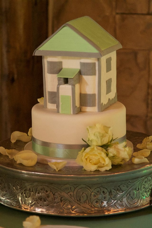 cake wedding venue