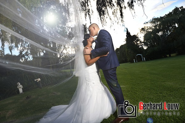 Althea & Gerschwin Wedding