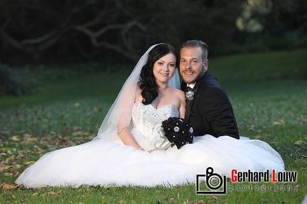 Christelle & Arnold Wedding