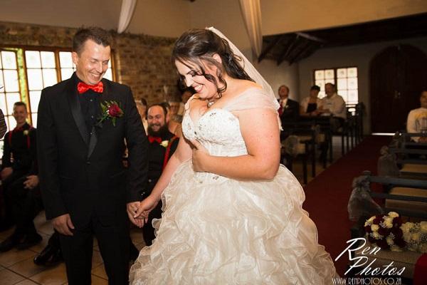Bianca & JP Wedding
