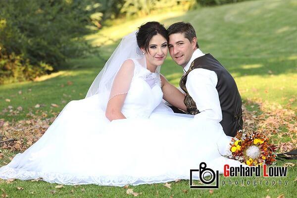 Maxine & Sean Wedding