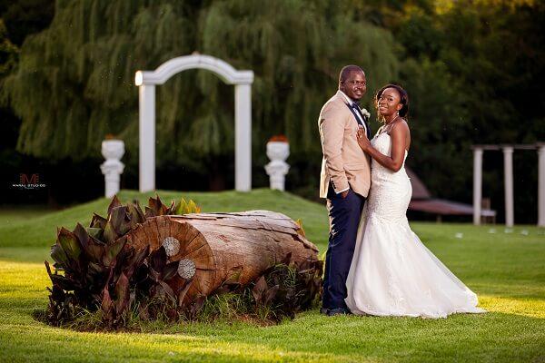 Macdonald & Lukonde Wedding