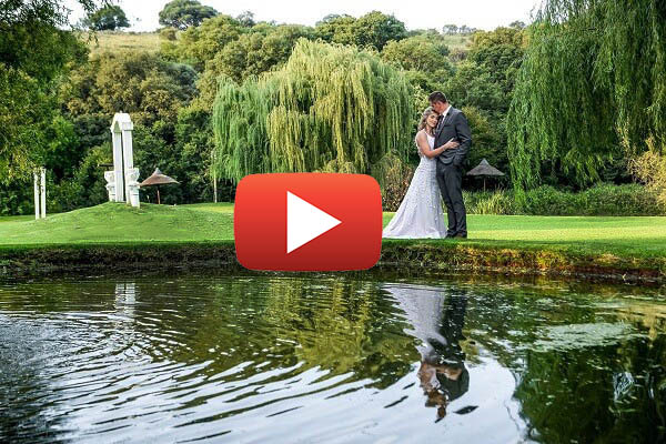 Sunset Wedding Venue Video